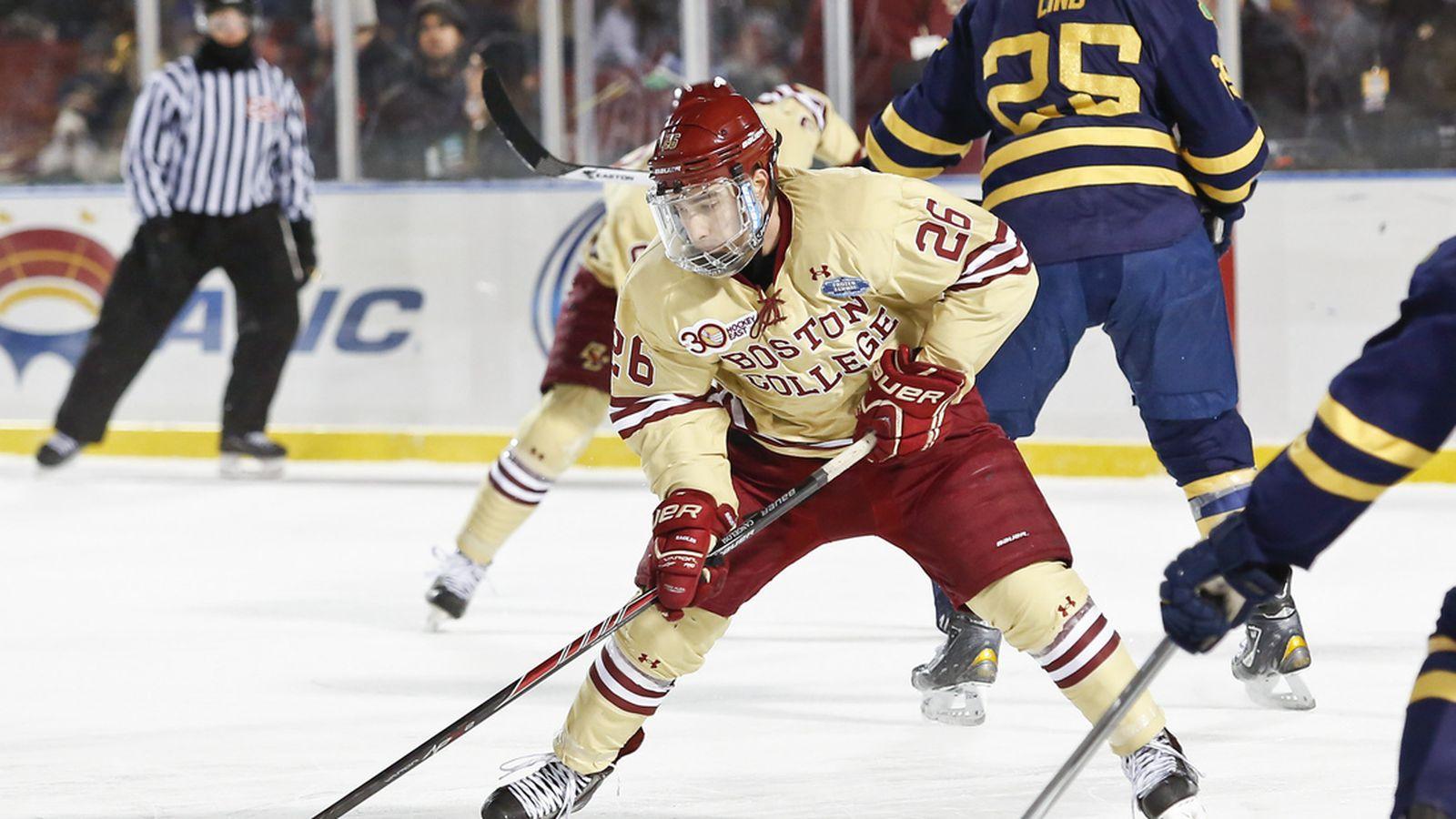 Dynamic Offense Propels Boston College Past Vermont - SB ...