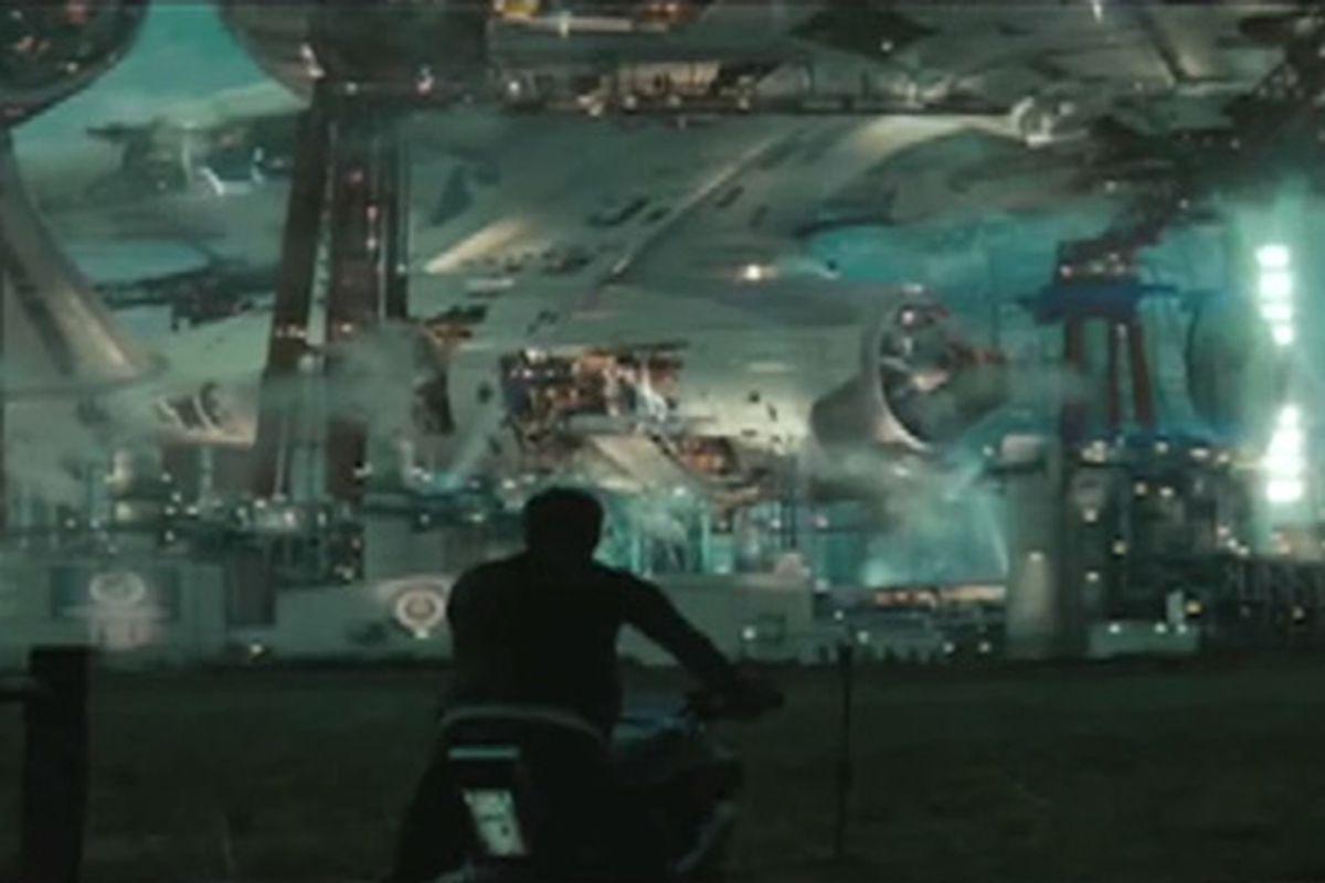 sci-fi supercut
