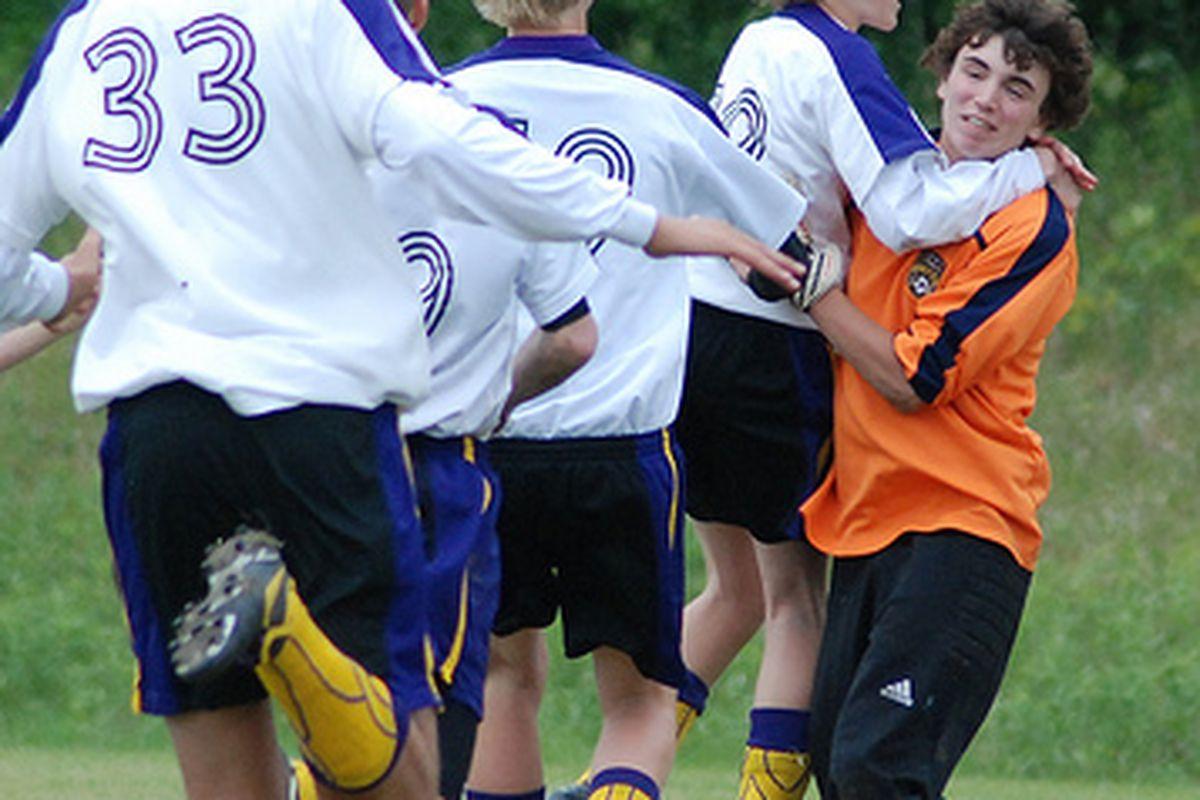 Chaska Soccer Win