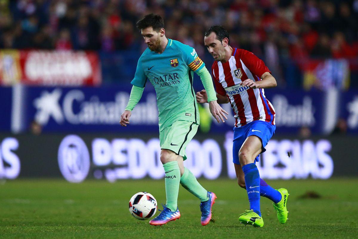 Barcelona Vs: La Liga: FC Barcelona Vs. Atlético Madrid: Team News