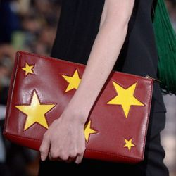 Star clutch! Coming to a street style photo op near you.