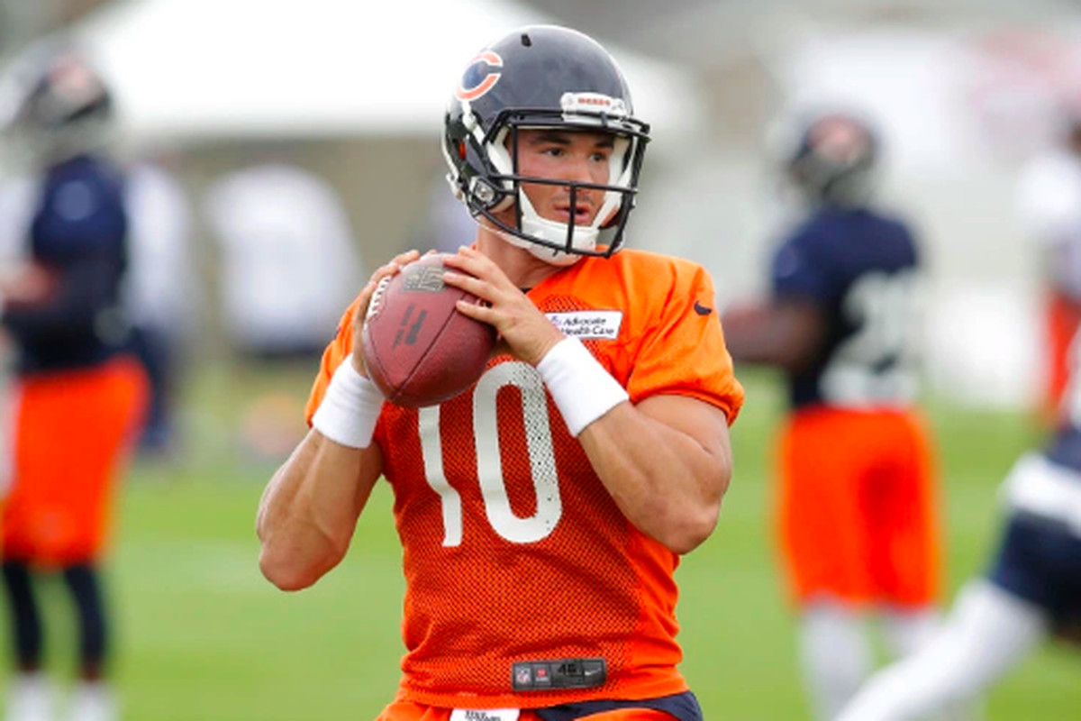 a8d036807 Chicago Bears announce 2018 training camp schedule - Windy City Gridiron