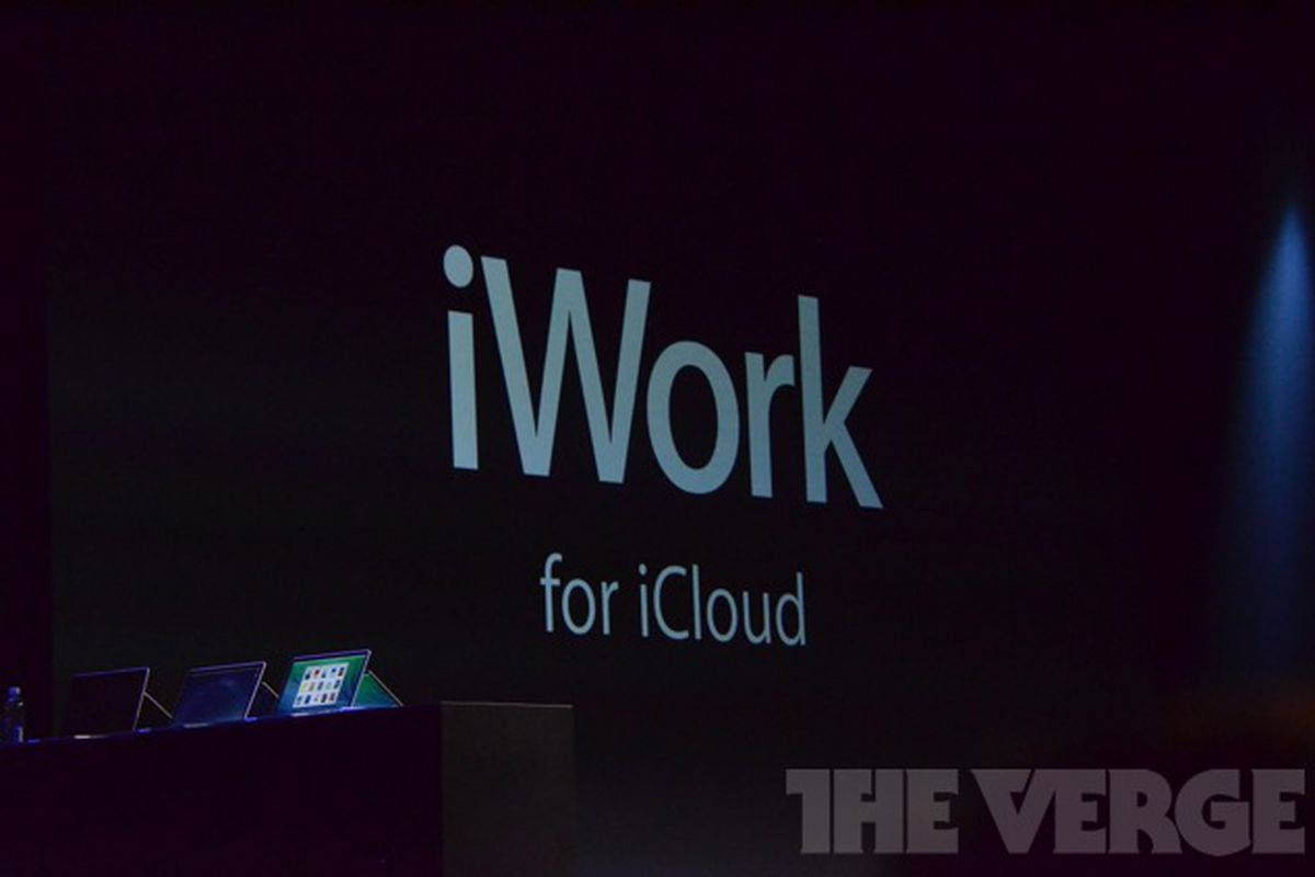 Apple makes iWork apps available to users without any Apple devices