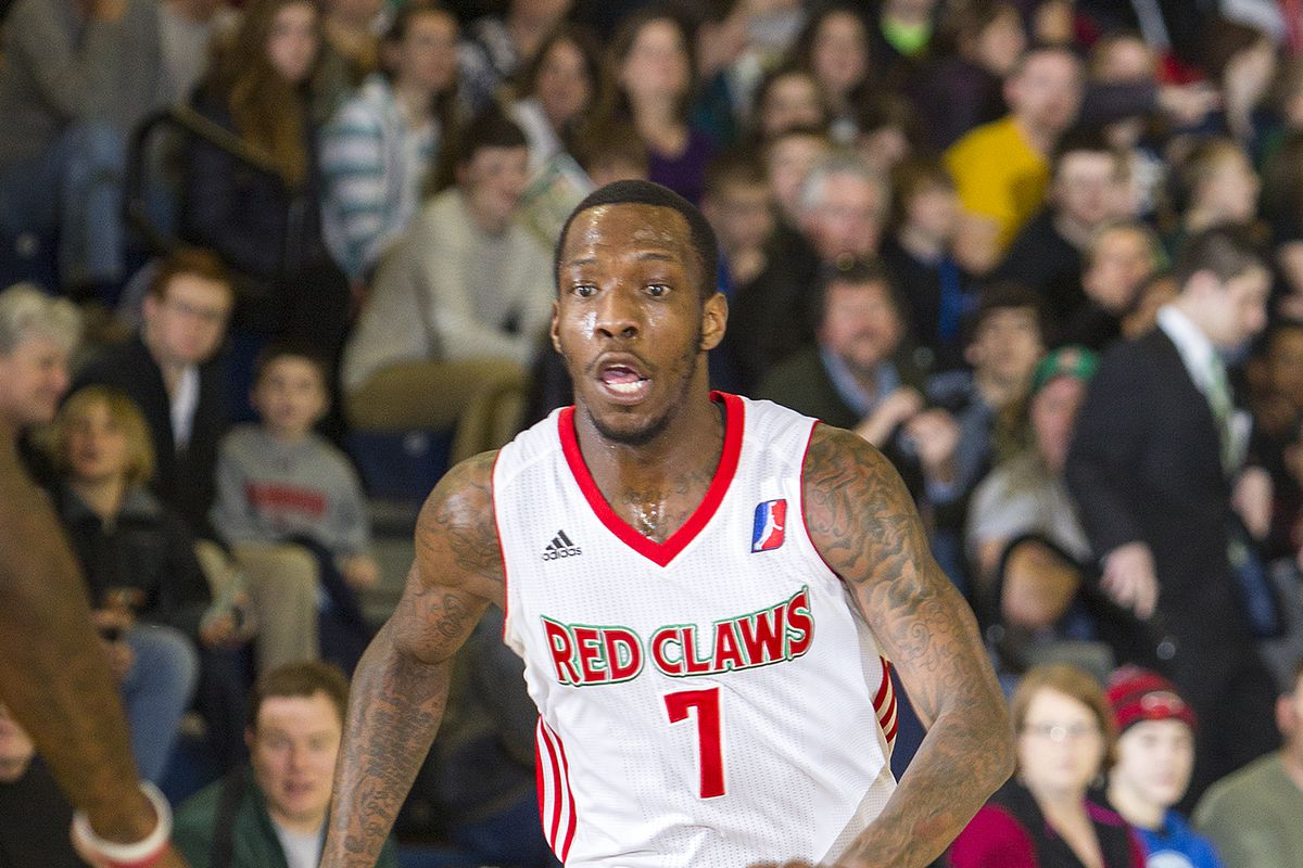 Erie BayHawks v Maine Red Claws