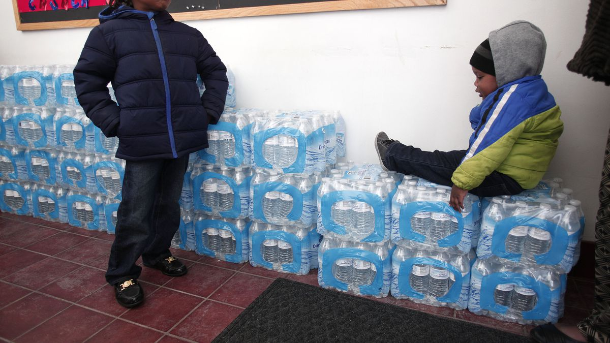 In Flint Mi Theres So Much Lead In >> Flint Michigan S Water Crisis What The National Media Got Wrong Vox