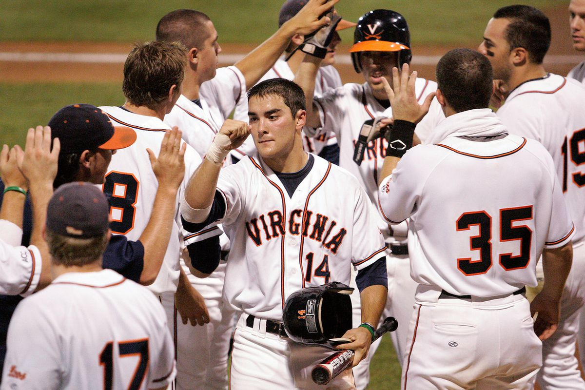 Colin Harrington and the Cavaliers travel to Greenville to take on the Pirates to begin the 2013 campaign