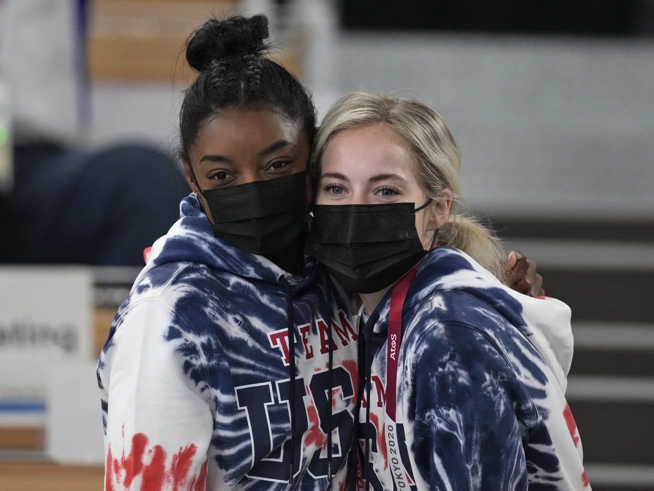 Could MyKayla Skinner fill in for Simone Biles in Olympic event finals?