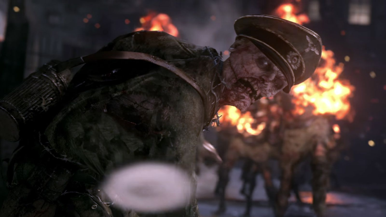 Here S The First Look At Call Of Duty Wwii S Take On Nazi Zombies