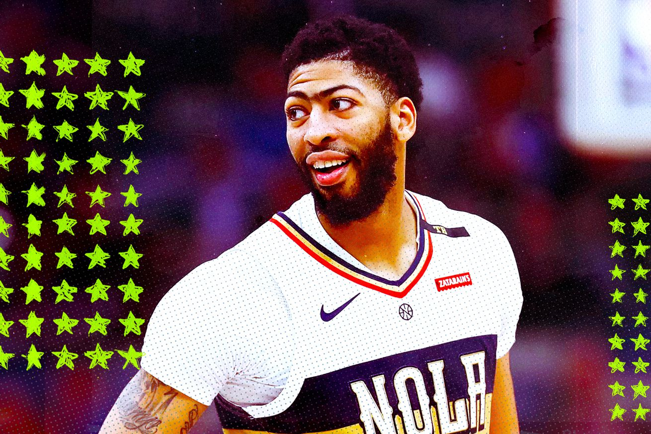 AD.1548695238 - Every NBA team's possible trade offer for Anthony Davis, ranked