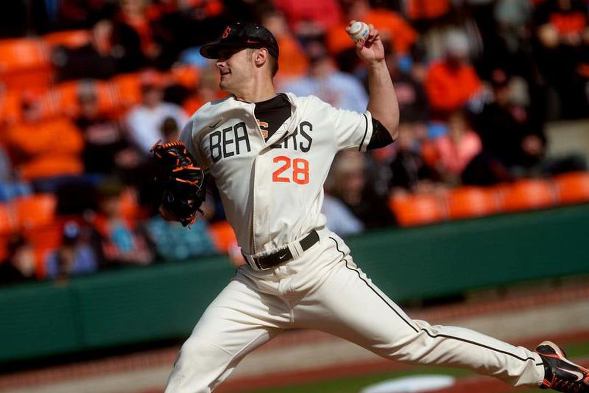 Ben Wetzler will be eligible to resume pitching for the Beavers beginning next Sunday against Wright St.