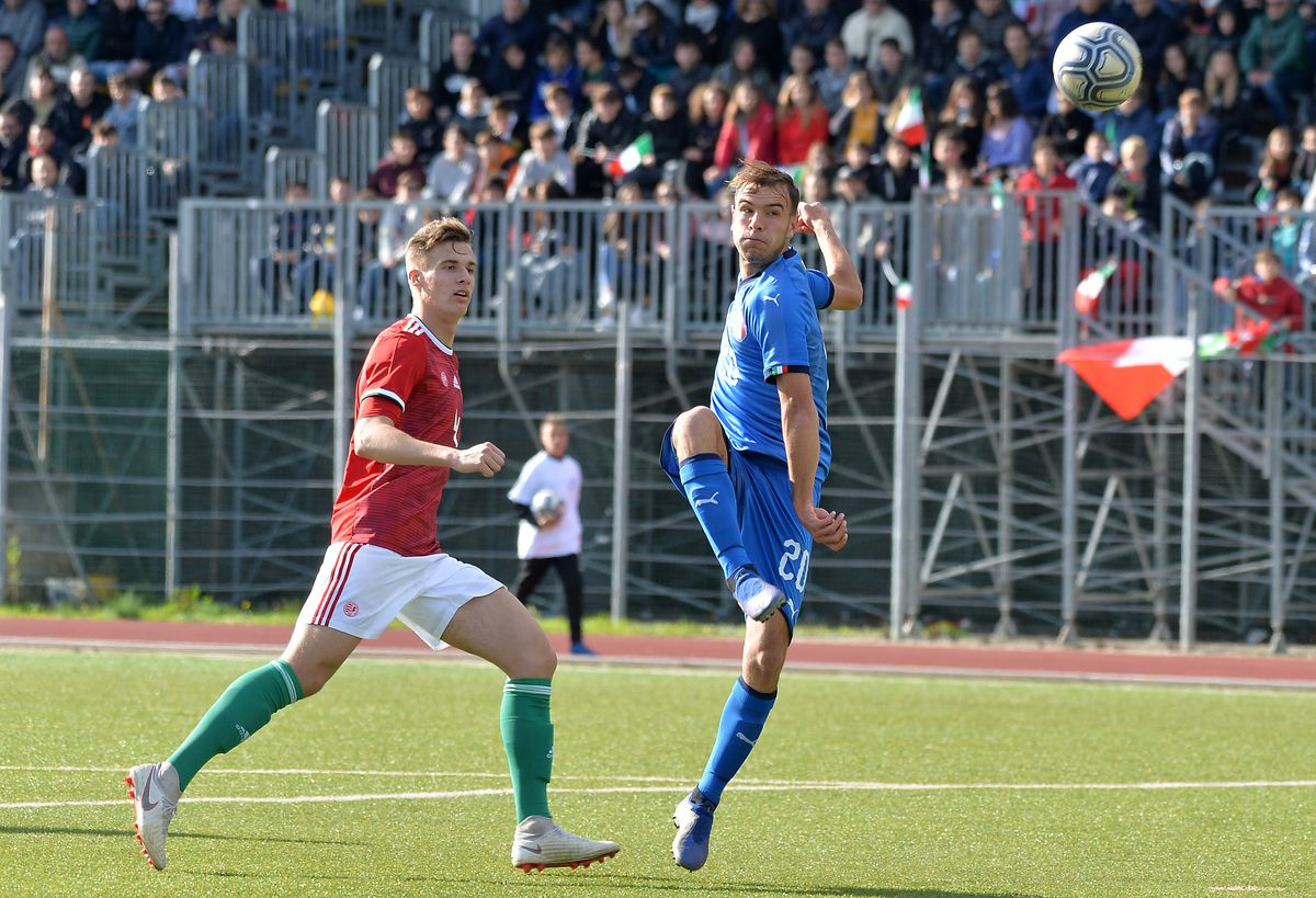 Italy U19 v Hungary U19 - International Friendly