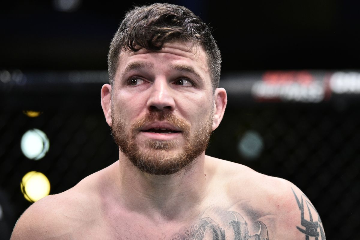 Jim Miller was paid a fraction of his show money after UFC 258 fight fell through