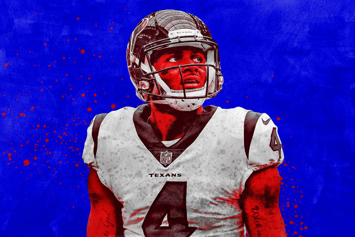 Houston S Deshaun Watson Tears His Acl He Was Supposed To Save The Nfl The Ringer