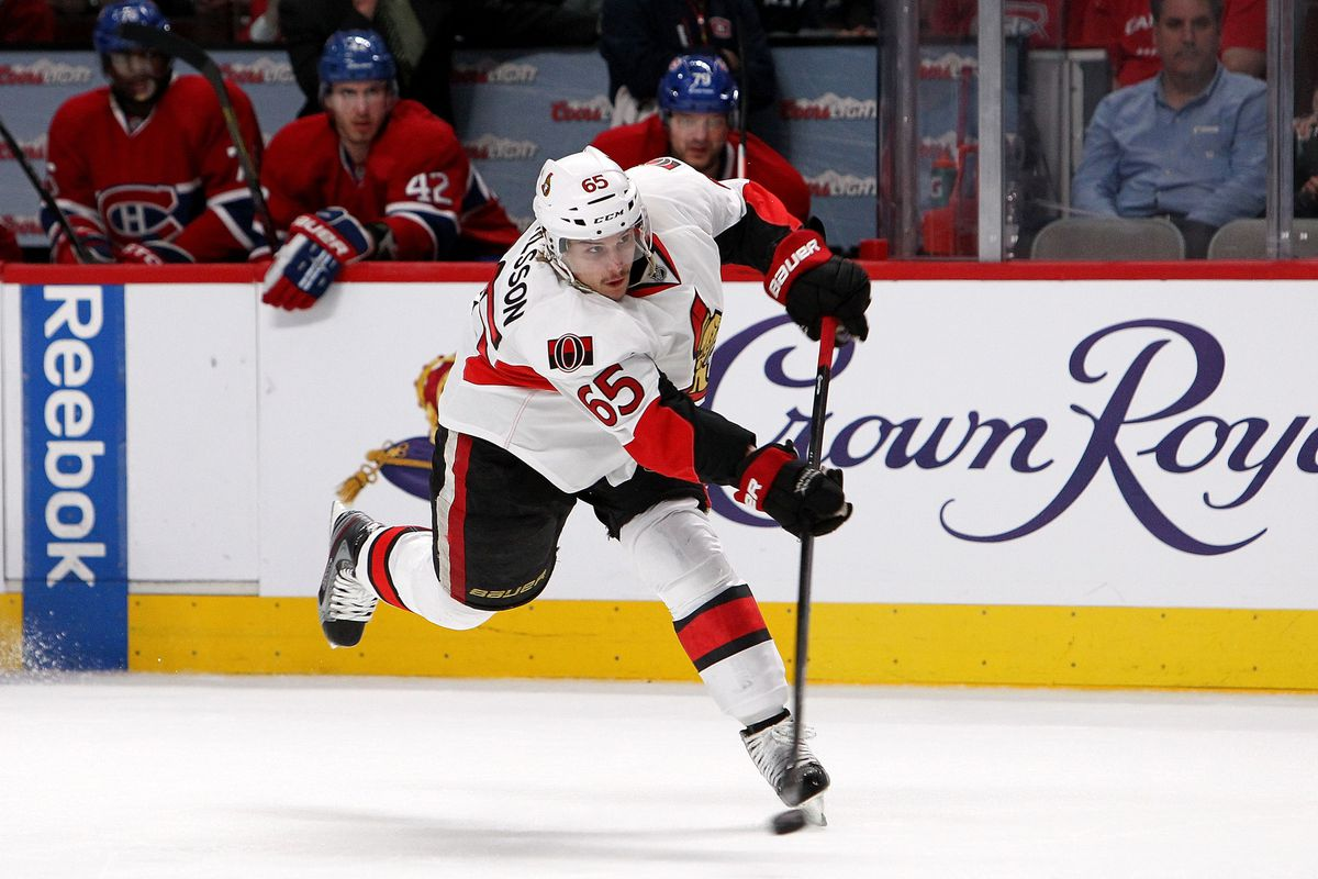 Erik Karlsson is one of many players who can still improve in the next round.