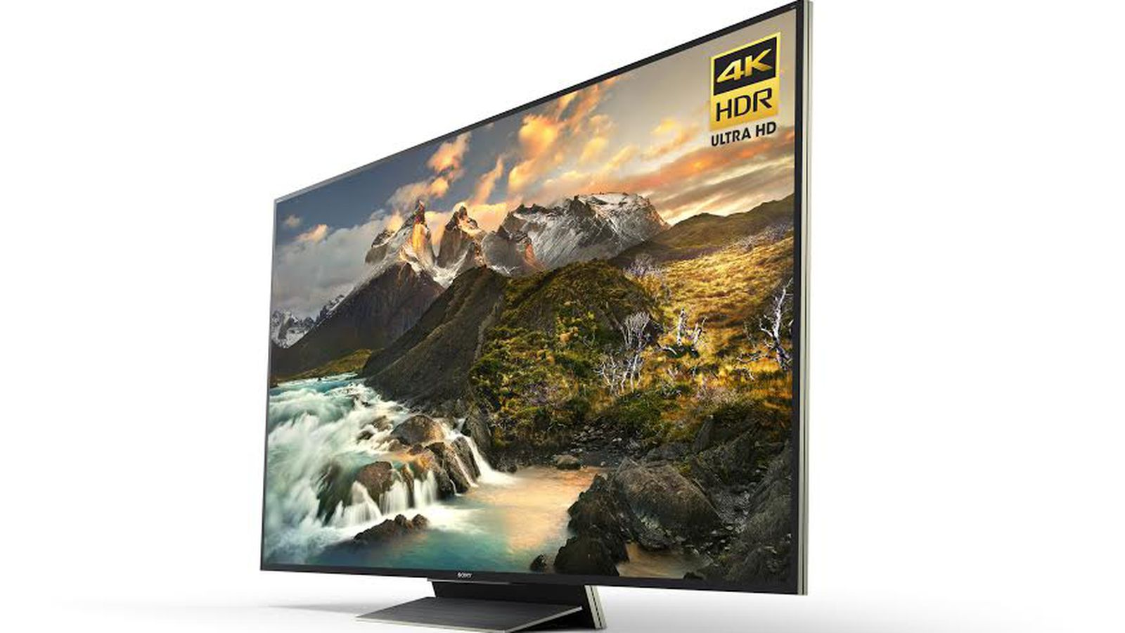 Sony's Z Series is its new ultra-premium lineup of 4K TVs