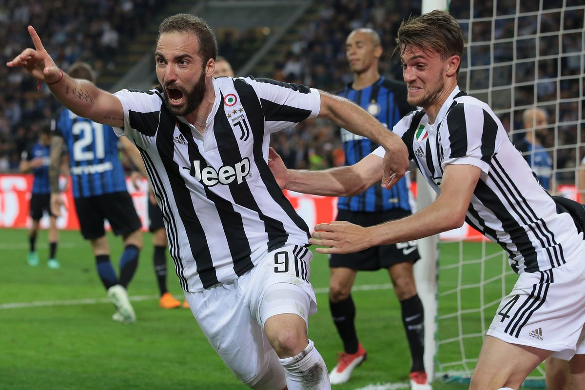 Juventus 3 Inter Milan 2 Initial Reaction And Random Observations Black White Read All Over