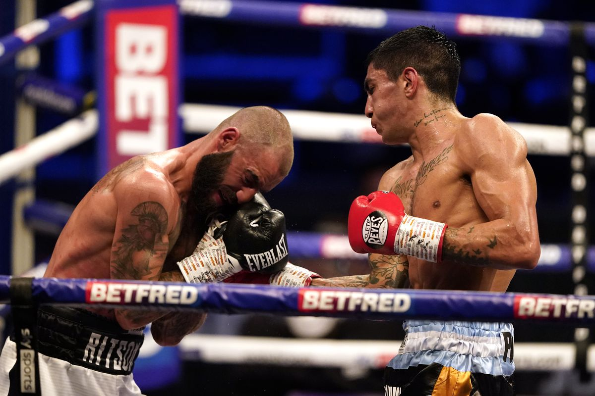 Boxing - Vertu Arena - Newcastle