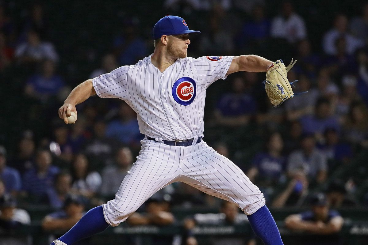 Cubs' Rowan Wick is too locked into 'attack mode' to think a lot