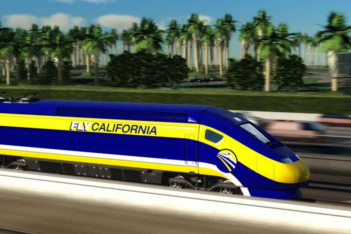 Tiêu chuẩn thiết kế đường sắt tốc độ cao của California