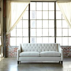 The Jackson sofa, $1,098. Also available in chair, two-piece sectional and apartment-sized sofa options.