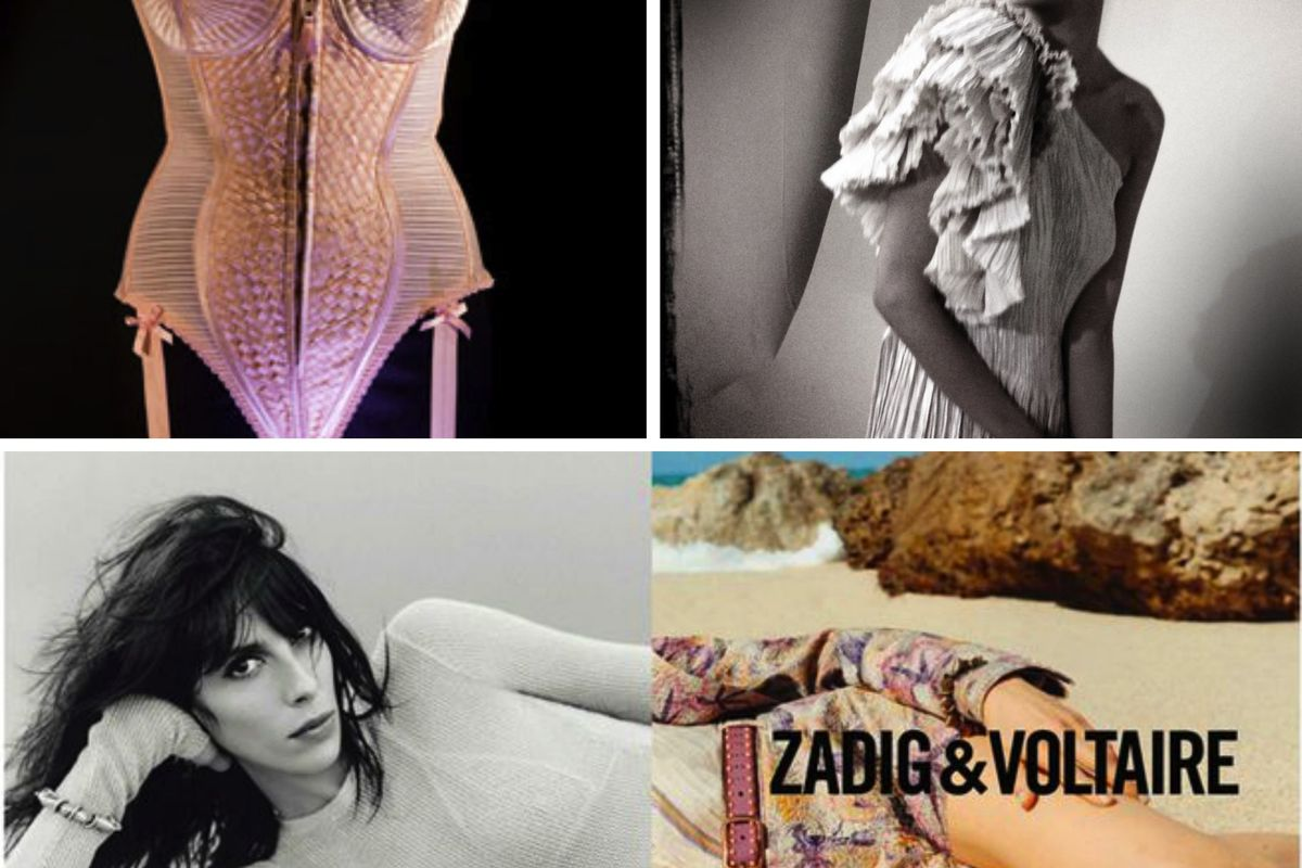 """From left to right: The <a href=""""http://www.brooklynmuseum.org/exhibitions/jean_paul_gaultier/#!lb_uri=madonna_pink_corset.php"""">Jean Paul Gaultier</a> exhibit, the <a href=""""http://manhattanvintage.com/blog/behind-the-scenes-of-mary-mcfadden-photo-sh"""