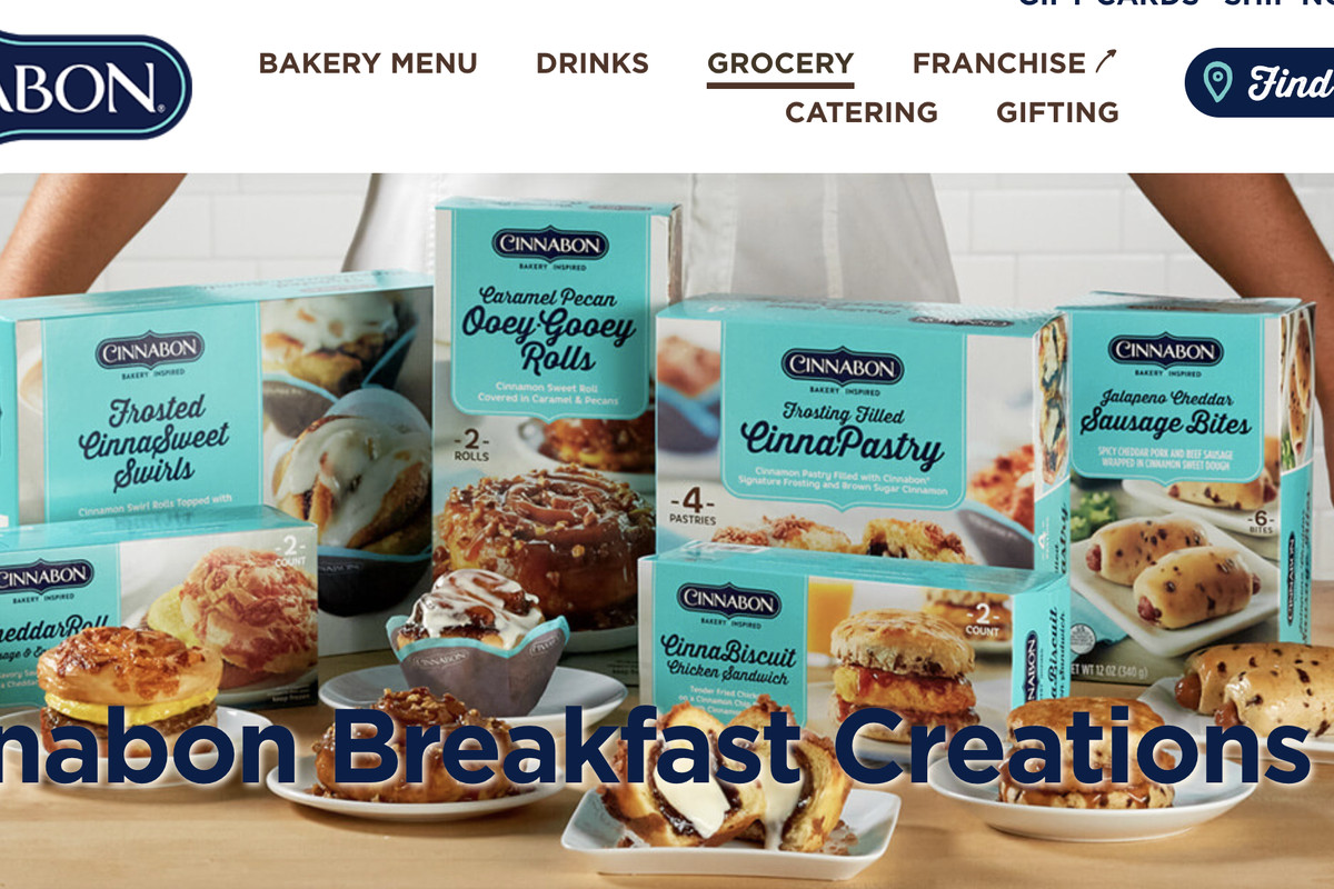 Cinnabon has recently launched a line of frozen breakfast food that is now available at Walmart stores nationwide.