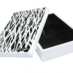 Diane von Furstenberg Jewelry Box, $49.99