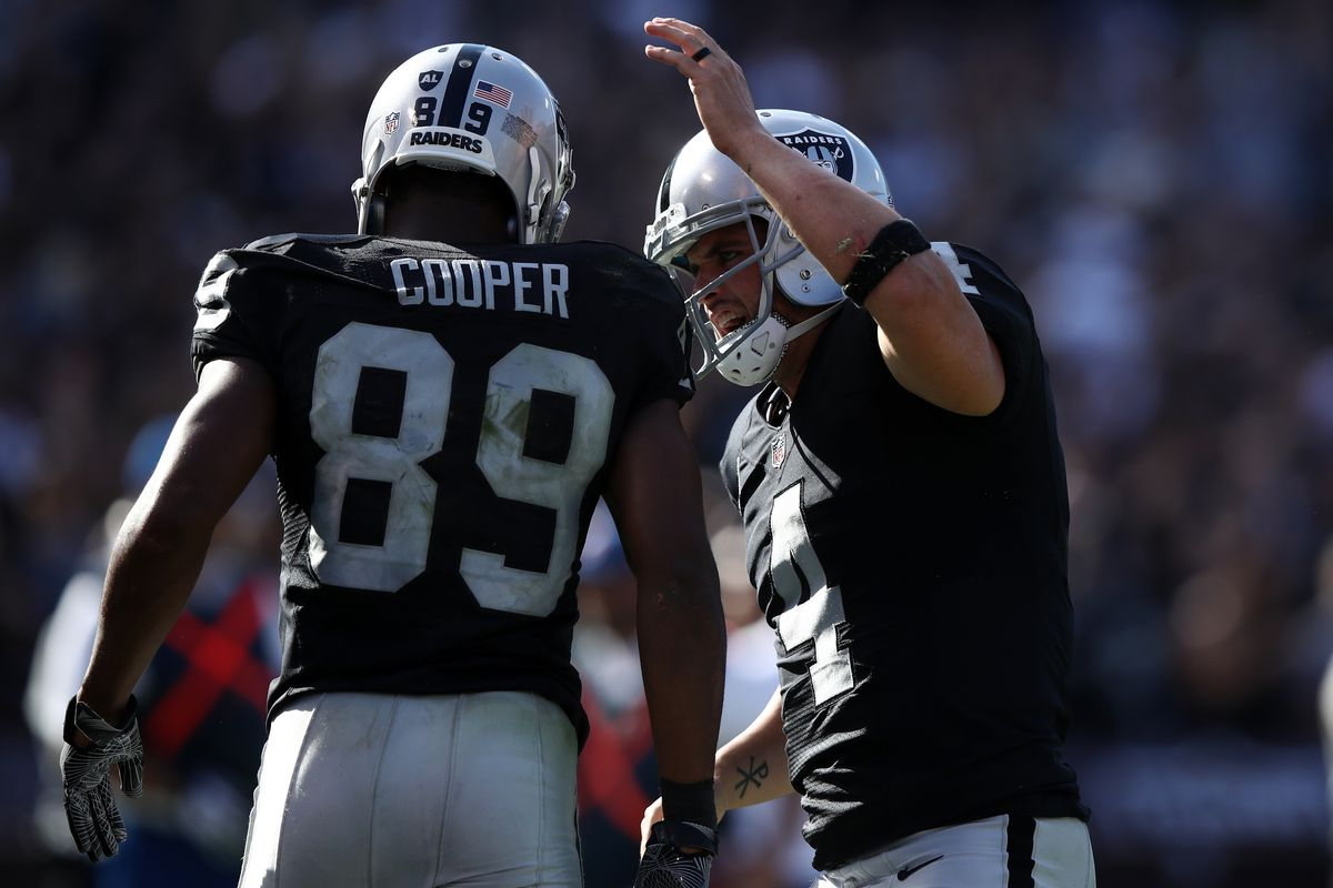 ac2c64b7f36 Amari Cooper to be 'main vein' of Raiders offense, but another receiver is  key to having elite trio