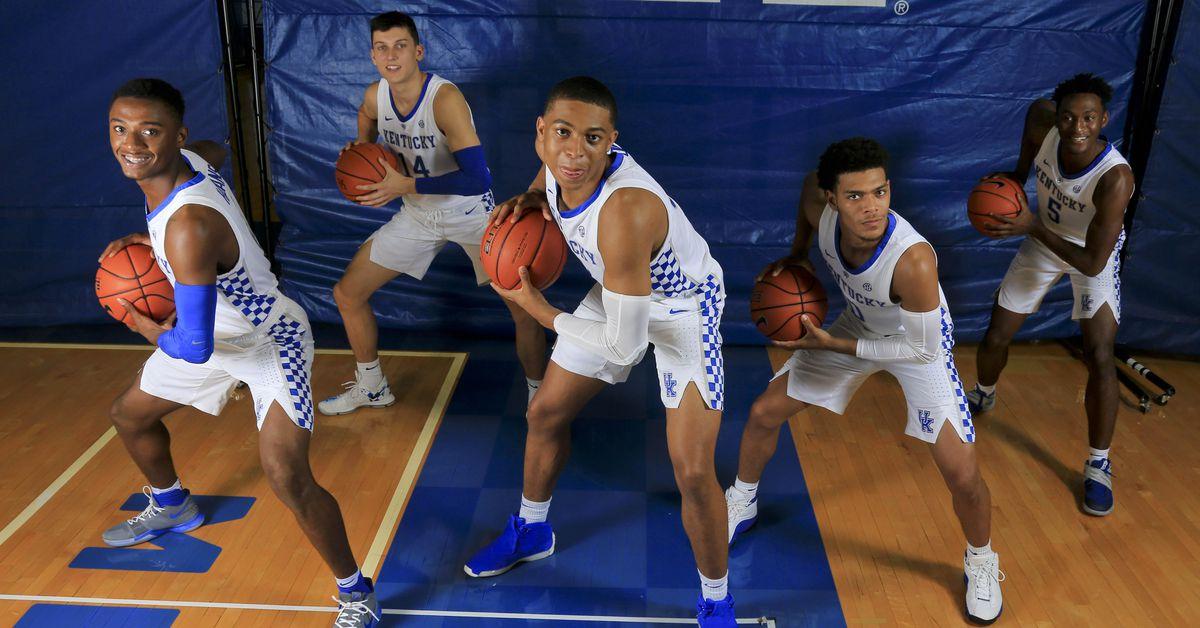 Uk Basketball 2019: College Basketball: UK Wildcats Preview 2018-2019 Season