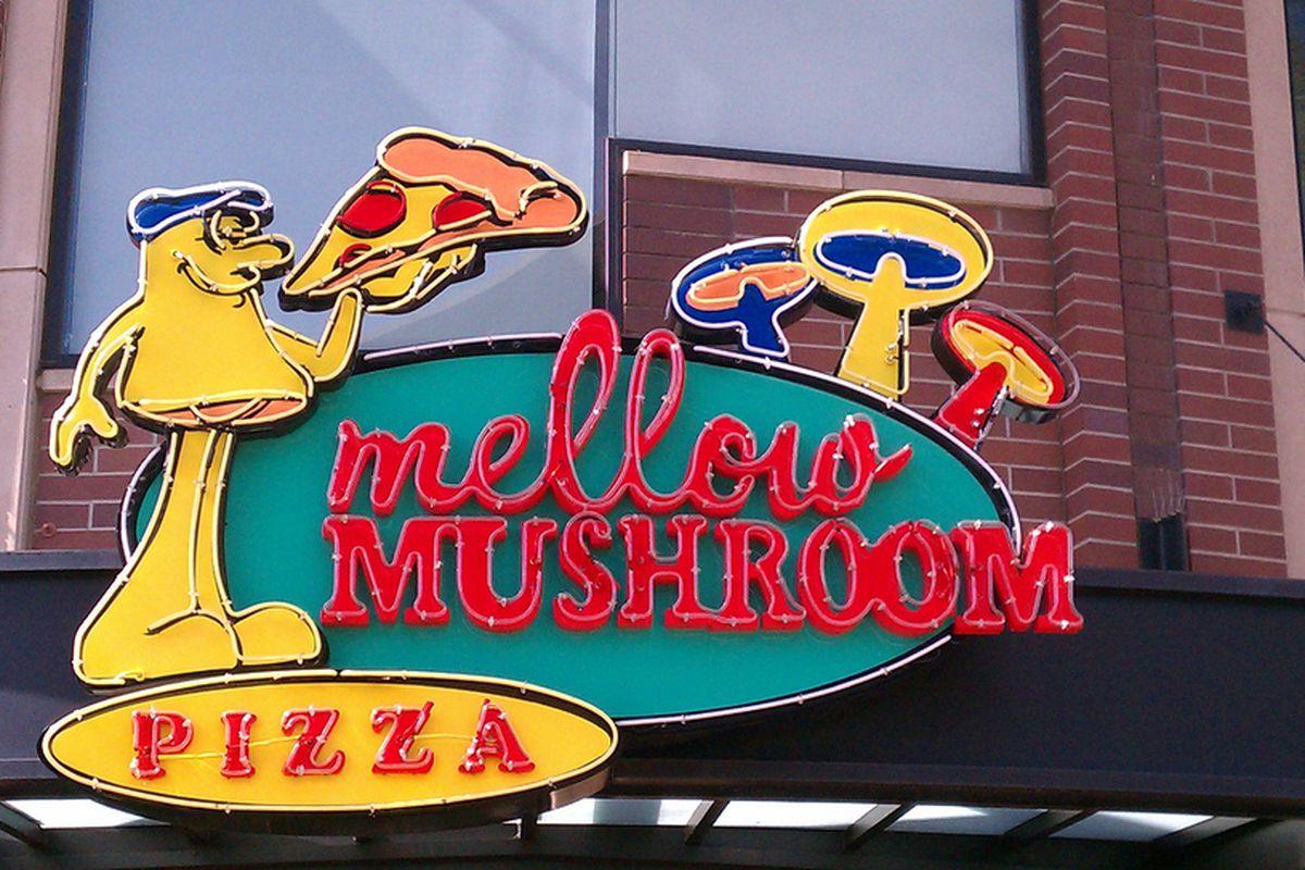 Mellow Mushroom in Tempe, Ariz.