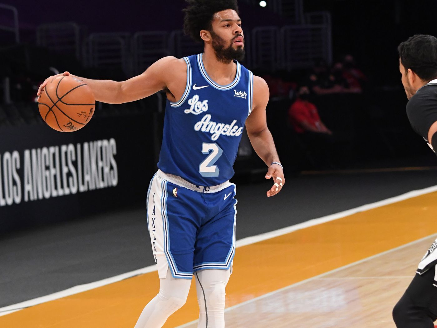 Lakers waive Quinn Cook, open additional roster spot for buyout ...