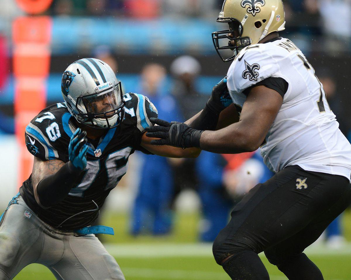 NFL: Saints v Panthers