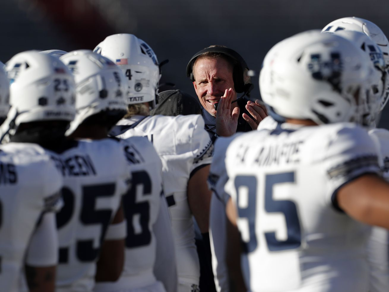 Gary Andersen defined the past decade of Utah State football, even when he was gone