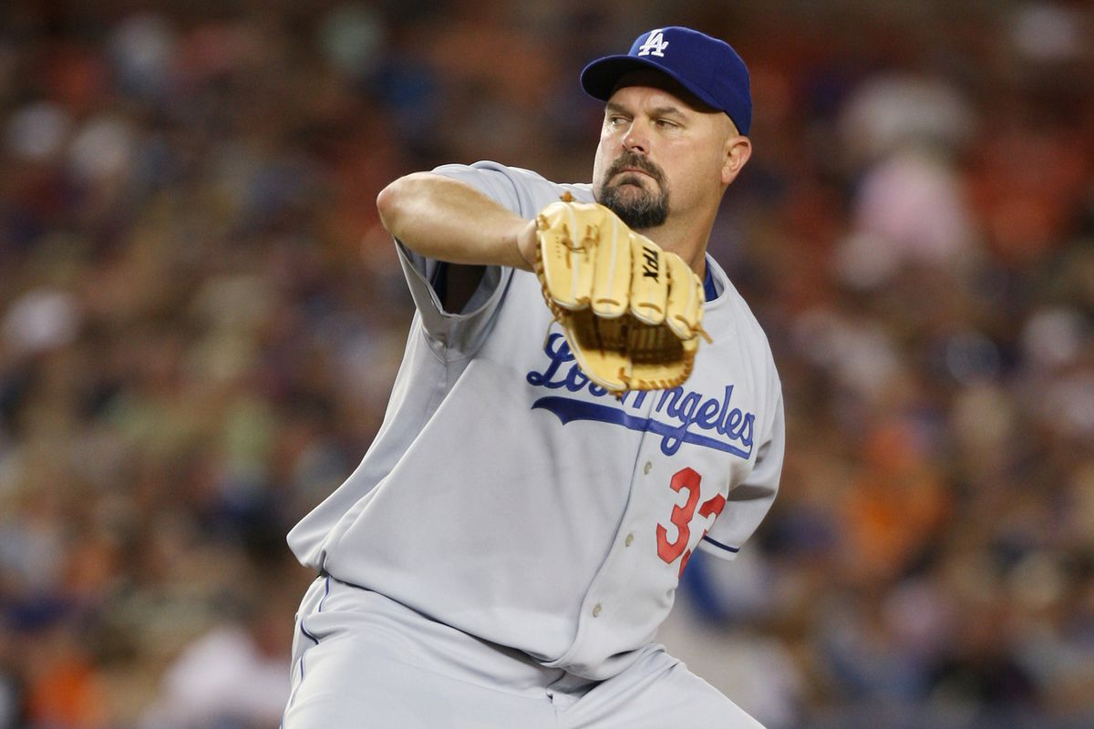 Who remembers David Wells as a Dodger?