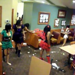 """<a href=""""http://eater.com/archives/2010/11/16/sexy-costumed-destruction-of-a-dennys-on-halloween.php"""" rel=""""nofollow"""">Sexy Costumed Destruction of a Denny's on Halloween</a><br />"""