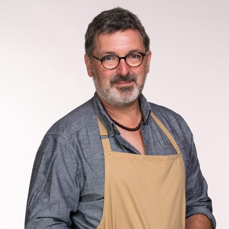 2020 Great British Bake Off contestant Marc