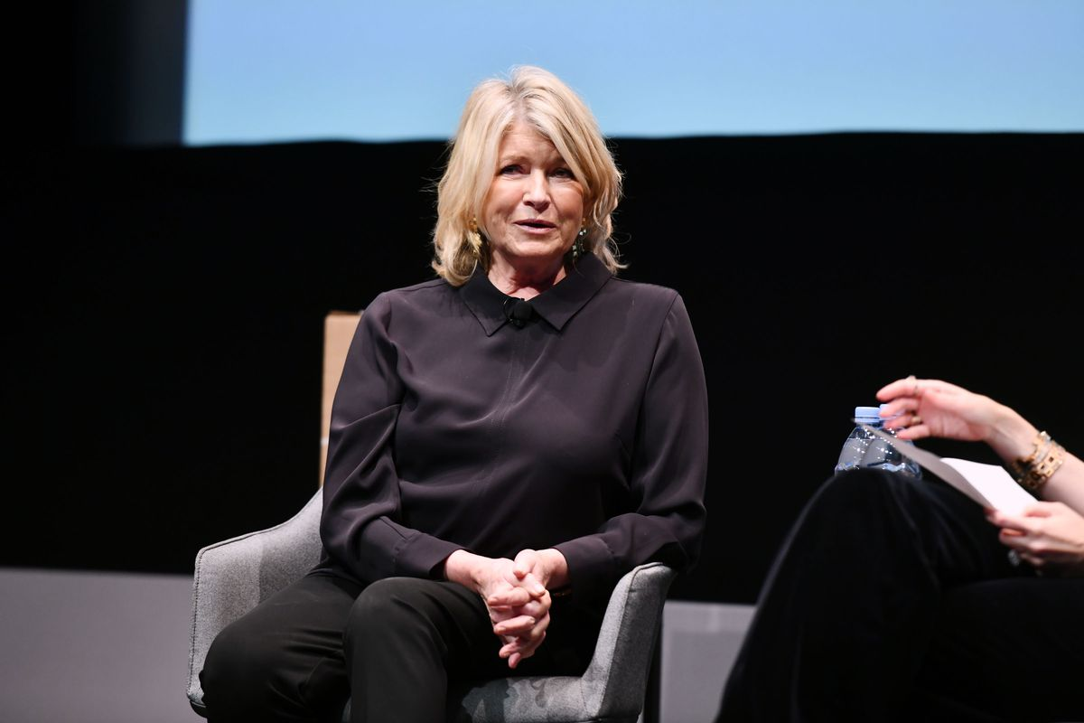 Martha Stewart at the American Magazine Media Conference