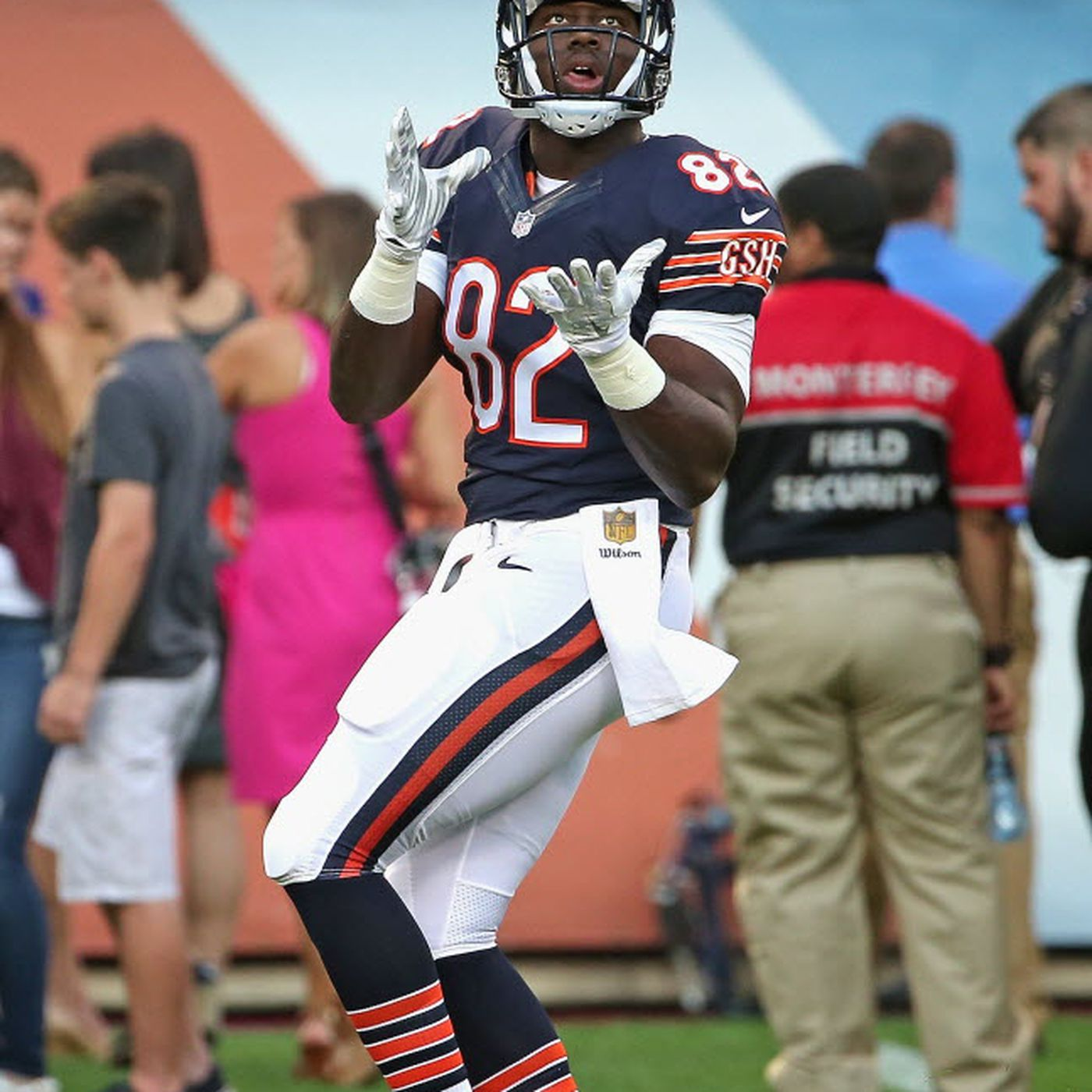Bears trade for tight end Khari Lee - Chicago Sun-Times