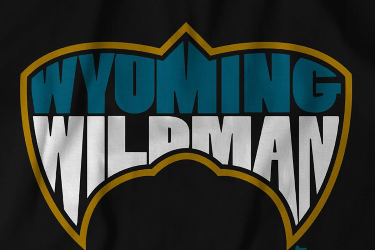 The Wyoming Wildman T Shirt Now Available Big Cat Country