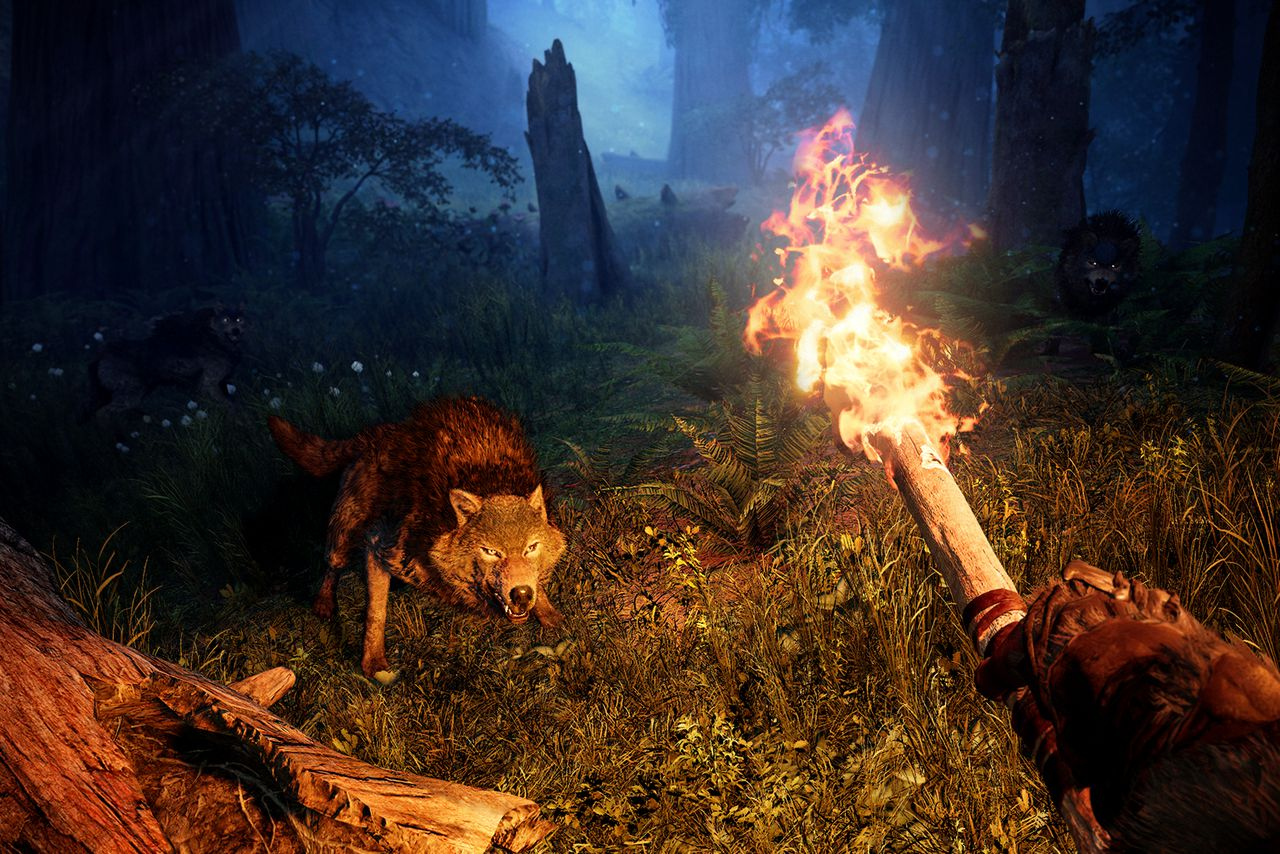 Far Cry Primal Would Be Better If It Wasn T A Far Cry Game