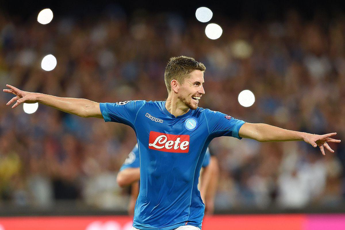 SSC Napoli v OGC Nice - UEFA Champions League Qualifying Play-Offs Round: First Leg