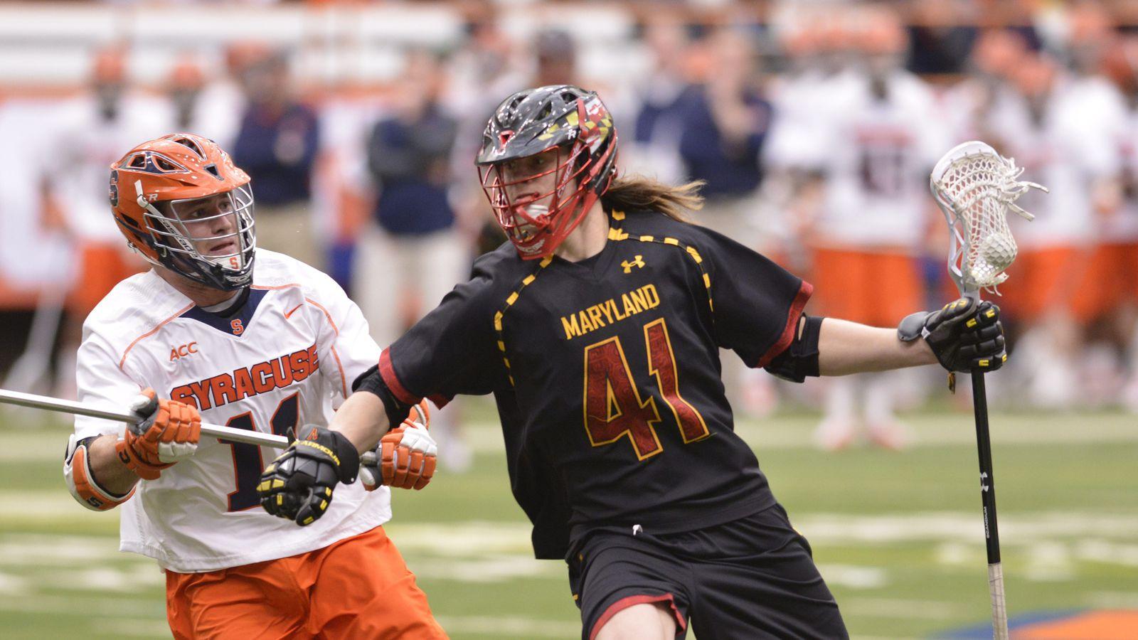 Maryland Men's Lacrosse: Terps blast Michigan 13-4 ...