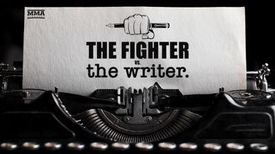 Fighter vs The Writer