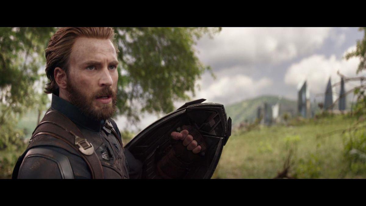 Captain America S Beard The Legacy Of Steve Rogers S Scruff Explained Vox