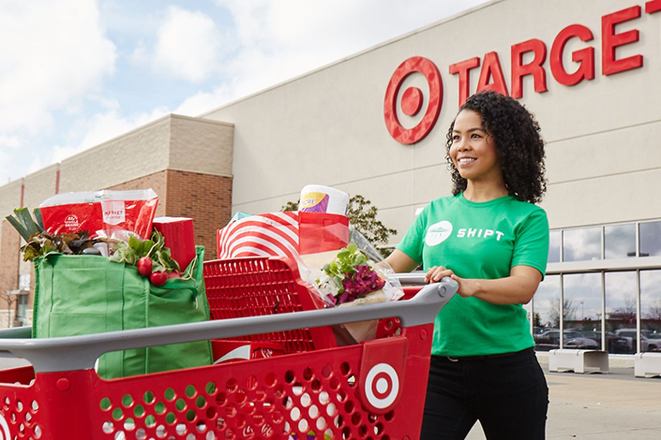 target s shipt same day delivery service will expand to take on amazon and walmart
