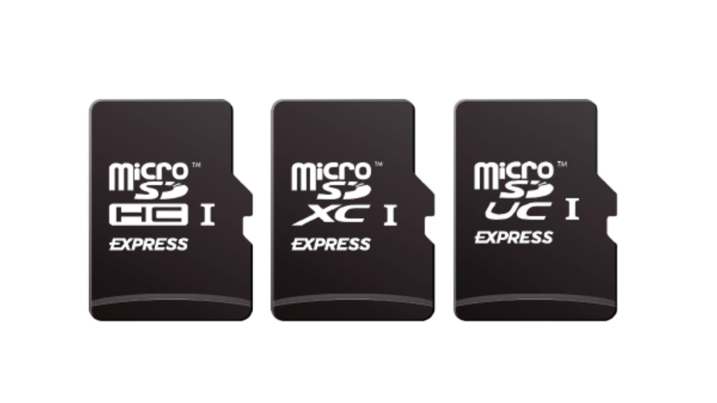 Memory cards are about to get much faster with new microSD