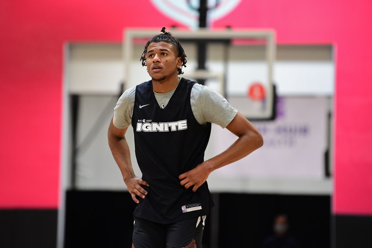 NBA G League - Team Ignite Practice and Scrimmage