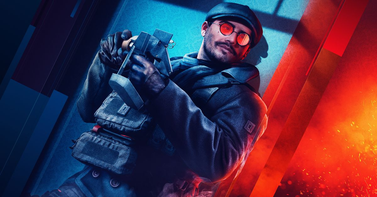 Rainbow Six Siege gets its first gay operator, Flores - Polygon