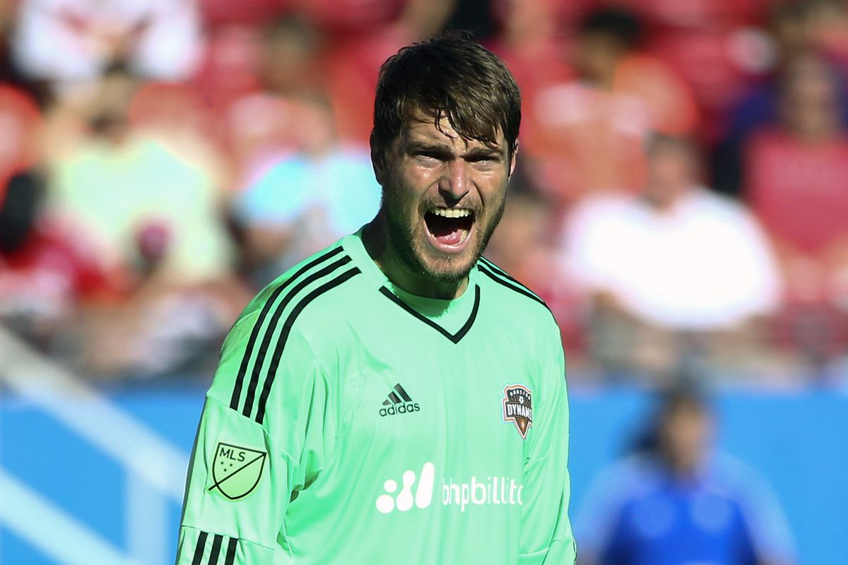 Is Tyler Deric ready to return to the starting XI?
