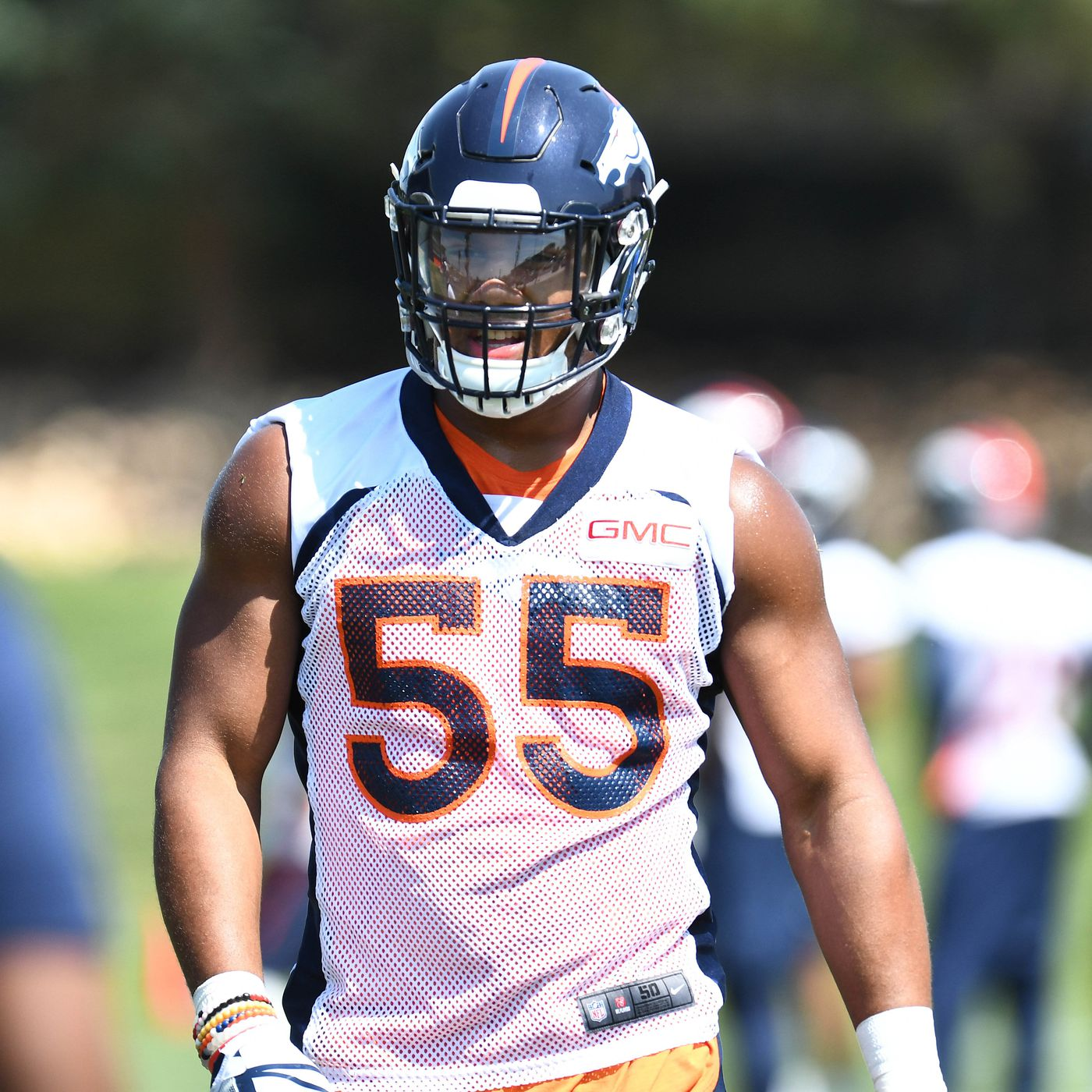 050ca6016 Who is the most indispensable Broncos defender  (Not named Von Miller or  Chris Harris Jr.)